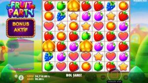 FruitParty l Destansı Kazanç , 700x Fena Ödemeler Aldık – large Win #casino bonus #slot #pragmatic