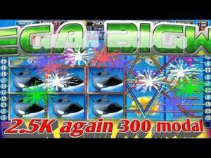 MEGA BIGWIN $$$ 2.K ane time again inward game Great bluish ll 918kiss ll unloose game ll SLOT GAME PLAY {SGP}