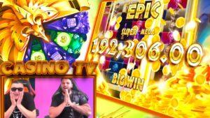 TOP 3  SUPER MEGA large WIN at the ONLINE casino bonus