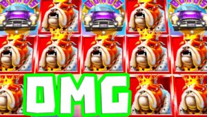 TOP DAWGS 🐶 SLOT large BONUS BUYS large WINS 🤯 I GOT THE unloose SPINS ON A €20 BET large MYSTERY WIN OMG‼️
