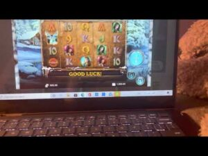 large WIN casino bonus guy hits $15000 on first off spin of the dark in addition to cashed out online!!