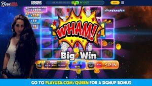 large WIN on Hypernova   Chumba casino bonus   existent Money