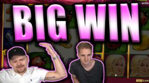 large WIN on LUCKY LADY'S CHARM 6 – casino bonus current large Wins