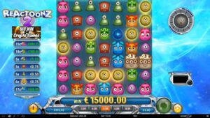 large Win Online casino bonus Slot Reactoonz 2 ( $15000 Dogecoin), Biggest Wins Gambling