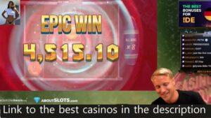 large win casino bonus slot machine    Streamers biggest wins    Slot large win