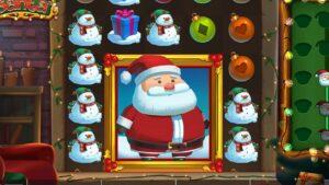 obese Santa – 1200€ Bonus Buys – large WIN!