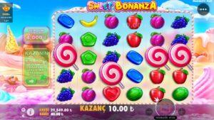 sugariness BONANZA | casino bonus | Yok Böyle Bir Kombo large Win #sweetbonanza #bigwin #slot