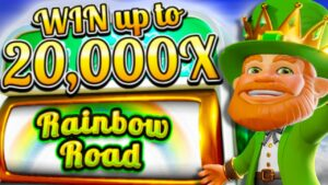 tin RANDOM MICHAEL acquire THE 20.000X 😱 large WIN ON EMERALD virile someone monarch RAINBOW route 💎 SLOT BONUS HUNT⁉️