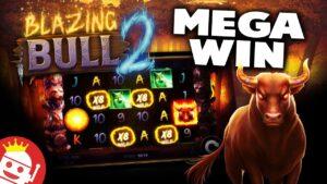 BLAZING BULL 2 🐂 25331x SUPER MEGA WIN!