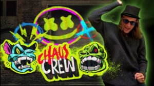 🔥 CHAOS CREW large WIN – CASINODADDY'S INSANE large WIN ON CHAOS CREW SLOT  🔥