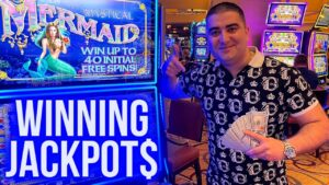 How I Won JACKPOTS w/unloose Play | Making Money At casino bonus On Slots !
