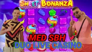 MED SBH vs large WIN LIVE casino bonus ep 2