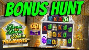 QUICK flaming BONUS HUNT: tin THESE FEW BONUSES create A large WIN!! BREAK DA BANK over again MEGAWAYS