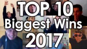 Slots large Win casino bonus | Top 10 – Biggest Wins of 2017