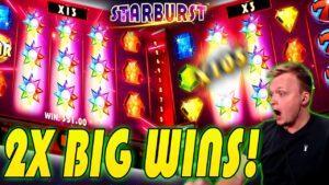 Starburst XXXTREME Super large Wins! (150x Multiplier)