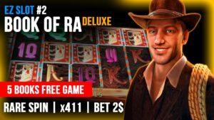 volume of RA large Win casino bonus★ RARE SPIN 5 BOOKS ★ TOP Păcănele