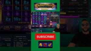 how to win large win casino bonus #shorts