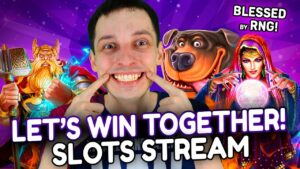 SLOTS LIVE  casino bonus flow! – large WINS together with BONUS BUYS with mrBigSpin