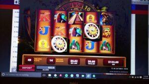 Montezuma HUGE win online slots 888 casino bonus NJ component 1