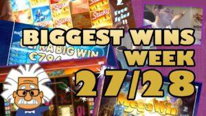 casino bonus Bonus master copy Twitch – Biggest Wins Bonus Games – calendar week 27 & calendar week 28 – 2018