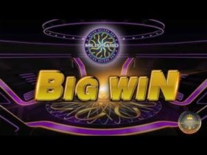 large WIN AT WHO WANTS TO live A MILLIONAIRE!!! ONLINE casino bonus SLOT WIN FROM JJCASINO´S LIVE flow