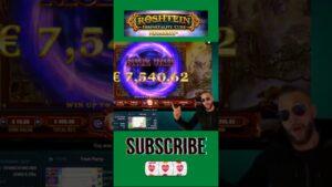 large win casino bonus #shorts