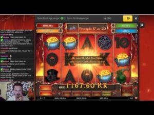 rattling large win inward Leprechaun goes to hell bonus