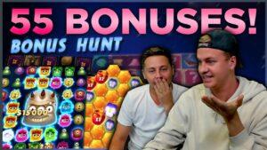 50+ Slot Bonuses – Bonus Hunt Opening! (large Wins)