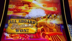 💥All Aboard💥🚂🚂🚂🚂🚂💥 large WIN #slotman #casino bonus #allaboardslotmachine