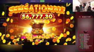 Biggest Gambling Wins Of The calendar week #10 5 meg Max Win World tape Trainwreckstv  volume volume volume