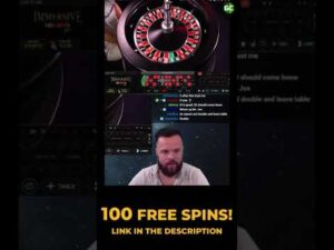 Clasybeef Roulette large win B2B Joe ONLINE GAMBLING – casino bonus SLOT  – unloosen SPINS hither #Shorts