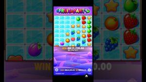 Fruit political party | large Win #casino bonus #slot #machine