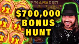 Roshtein TOP 10 WINS from HUGE Bonus-Hunt!   $1,000,000+ inwards Wins