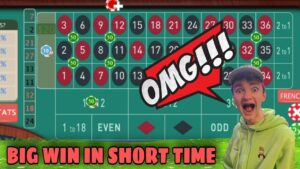Roulette large Win inwards small Time 🤑   Roulette   russian roulette   Roulette Strategy To Win