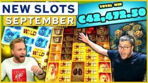 novel Slots of September 2021