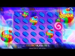 sweetness BONANZA Bir Verdim 2 Aldım large Win #sweetbonanza #casino bonus
