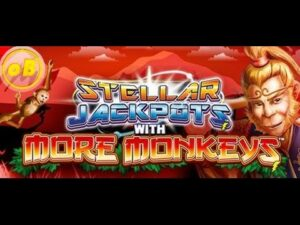 to a greater extent than Monkeys – Bonus Freespins – large Win – Lets examine Online casino bonus Slots