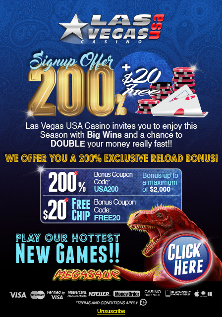 Las Vegas AQSh CASINO 200% + bepul