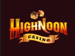 High Noon Casino snimka zaslona