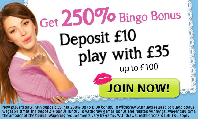 Join Bingo Fabulous!