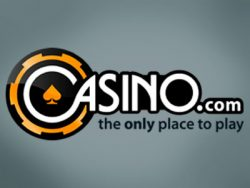 Screenshot van Casino.com