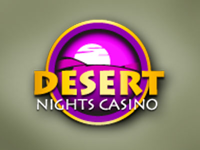 """Desert Nights"" ekrano kopija"