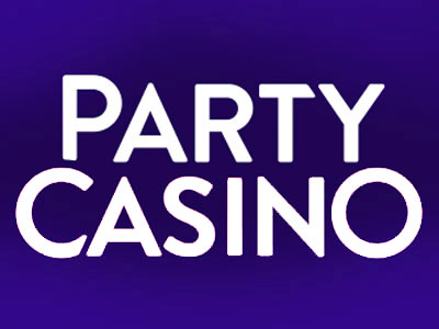 Party Casino ekraanipilt