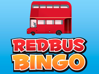 RedBus Bingo Screenshot