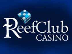 Reef Club Casino skärmdump