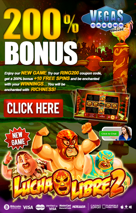 Vegas Casino Online ახალი თამაში Lucha უფასო XXX