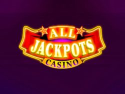 Capture d'écran de All Jackpots Casino