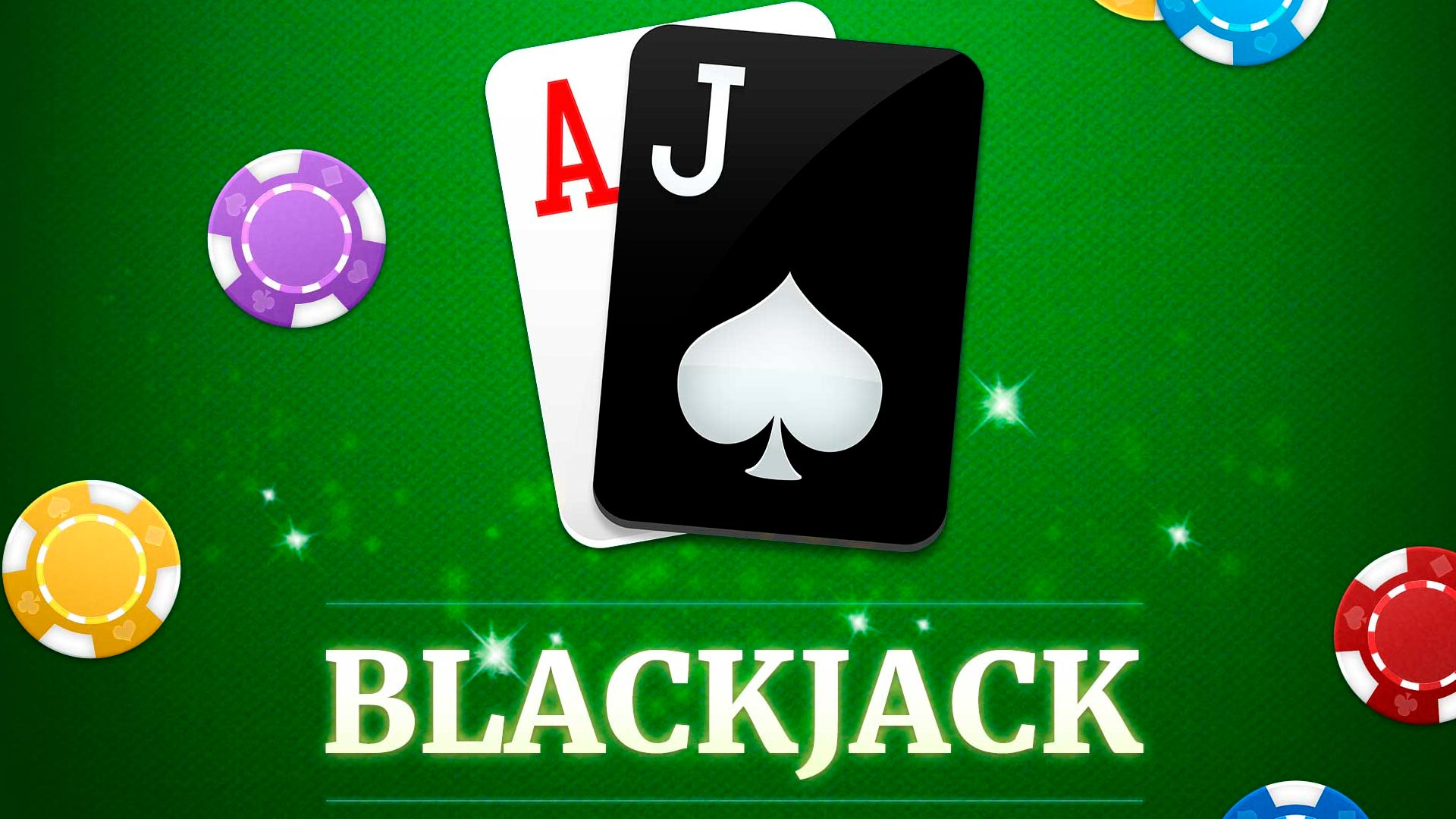 Blackjack strategies and chips