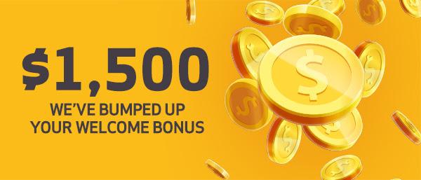 Mēs papildinājām jūsu bonusu