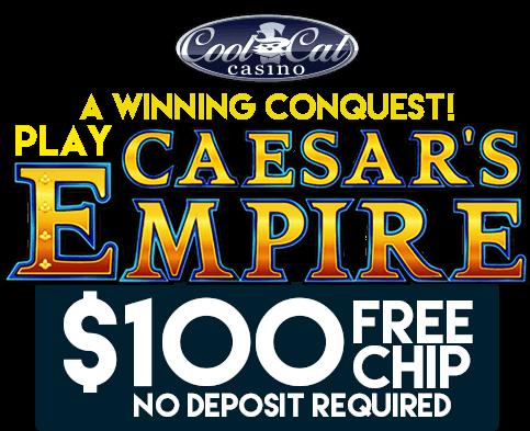 Kunna a CoolCat Casino - Cin Cin Nasara! Play Kaisar Tarihi - 0 FREE CHIP